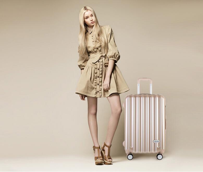 航空級 キャリーケース 強い耐圧 TSAロック搭載 スーツケース トランク 大型 20インチ_画像10