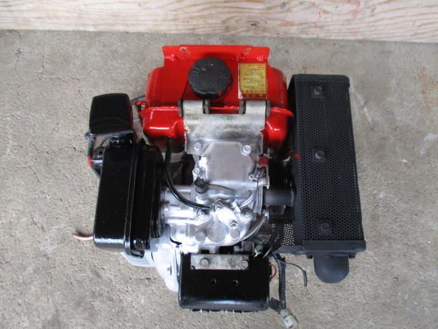 ヤンマーディーゼルエンジンL60SET、セル始動式_画像6
