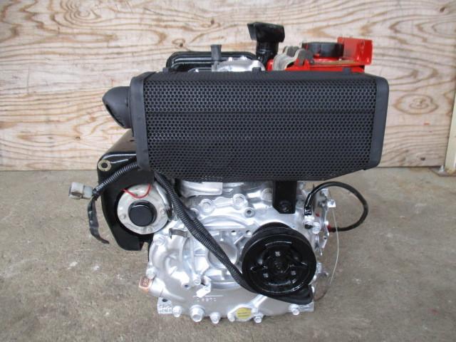 ヤンマーディーゼルエンジンL60SET、セル始動式_画像7