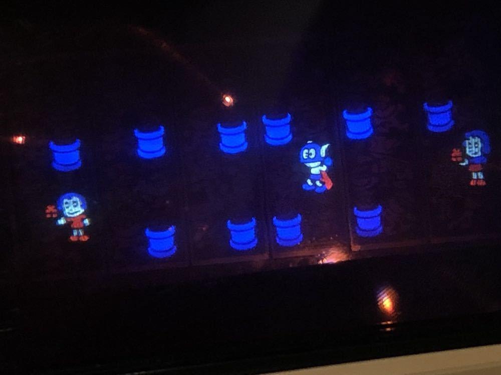 【店頭展示品】バンダイFLきてよパーマン(本体焼けあり)【検索】ゲームウォッチ/LSIゲーム/電子ゲーム/レトロゲーム_画像6