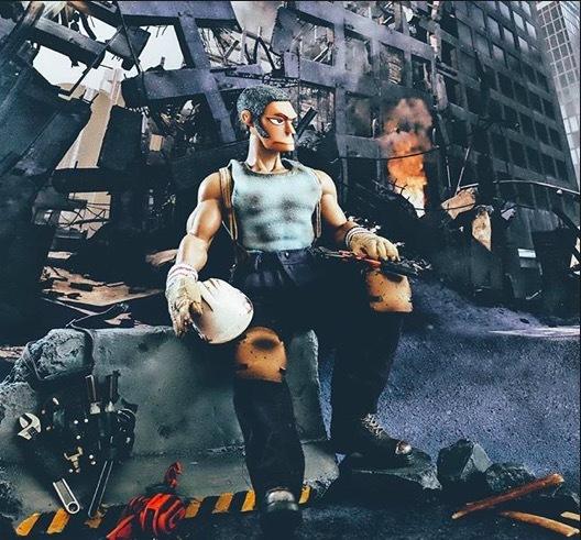 【新品未開封品 】鉄人兄弟ブラザーズワーカーbrothersworker Bomb【検索】マイケルラウ 鐵人兄弟 ホットトイズhottoysメディコム_画像3
