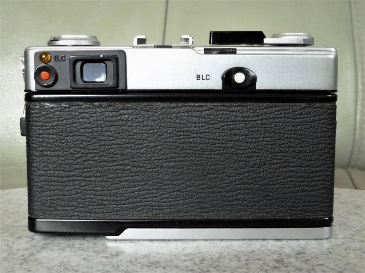 オリンパス OLYMPUS 35DC F.ZUIKO 40mm 1:1.7 動作品_画像4
