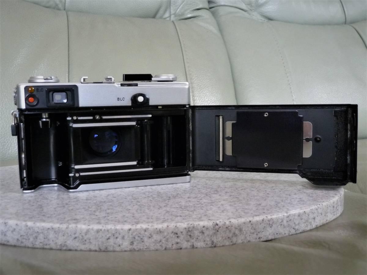 オリンパス OLYMPUS 35DC F.ZUIKO 40mm 1:1.7 動作品_画像8