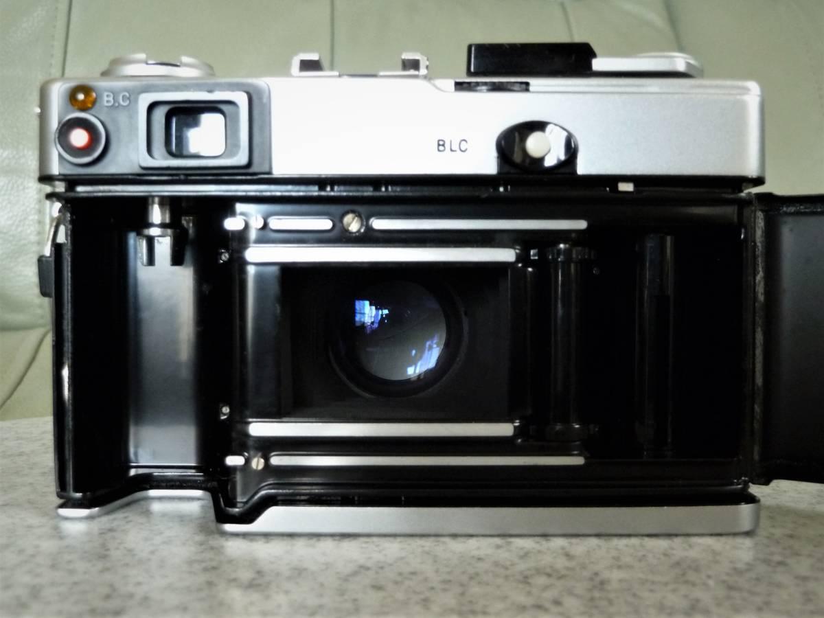オリンパス OLYMPUS 35DC F.ZUIKO 40mm 1:1.7 動作品_画像9