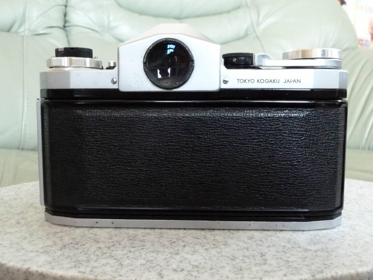 トプコン Topcon R 5.8cm f1.8 Auto-topcor オート トプコール_画像3