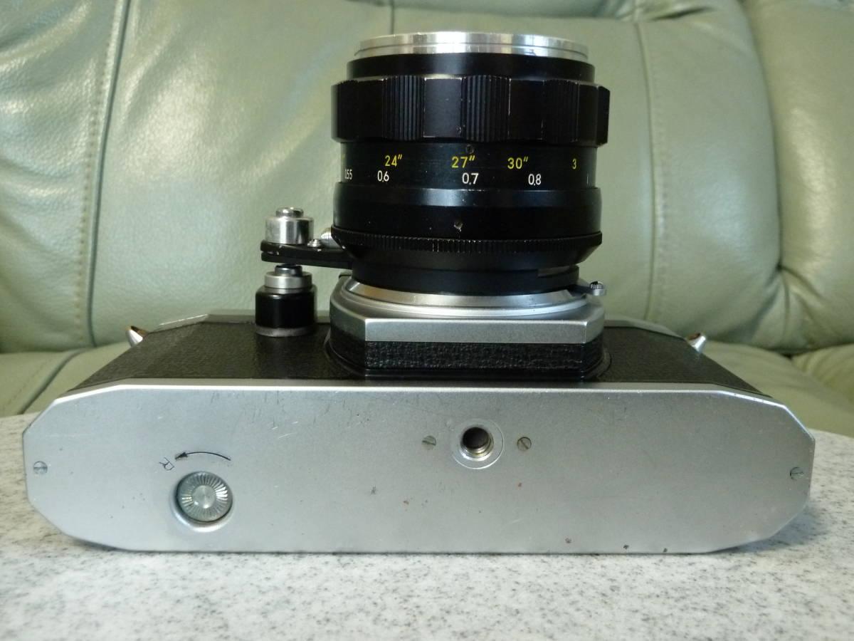 トプコン Topcon R 5.8cm f1.8 Auto-topcor オート トプコール_画像8
