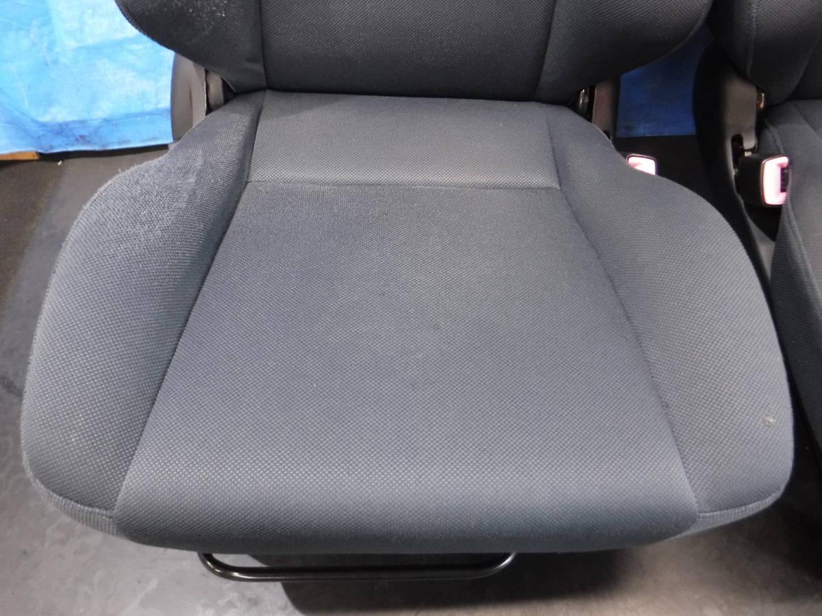 オッティ H91W レカロRECARO シート フロント 左右 セット 運転席 助手席_画像5