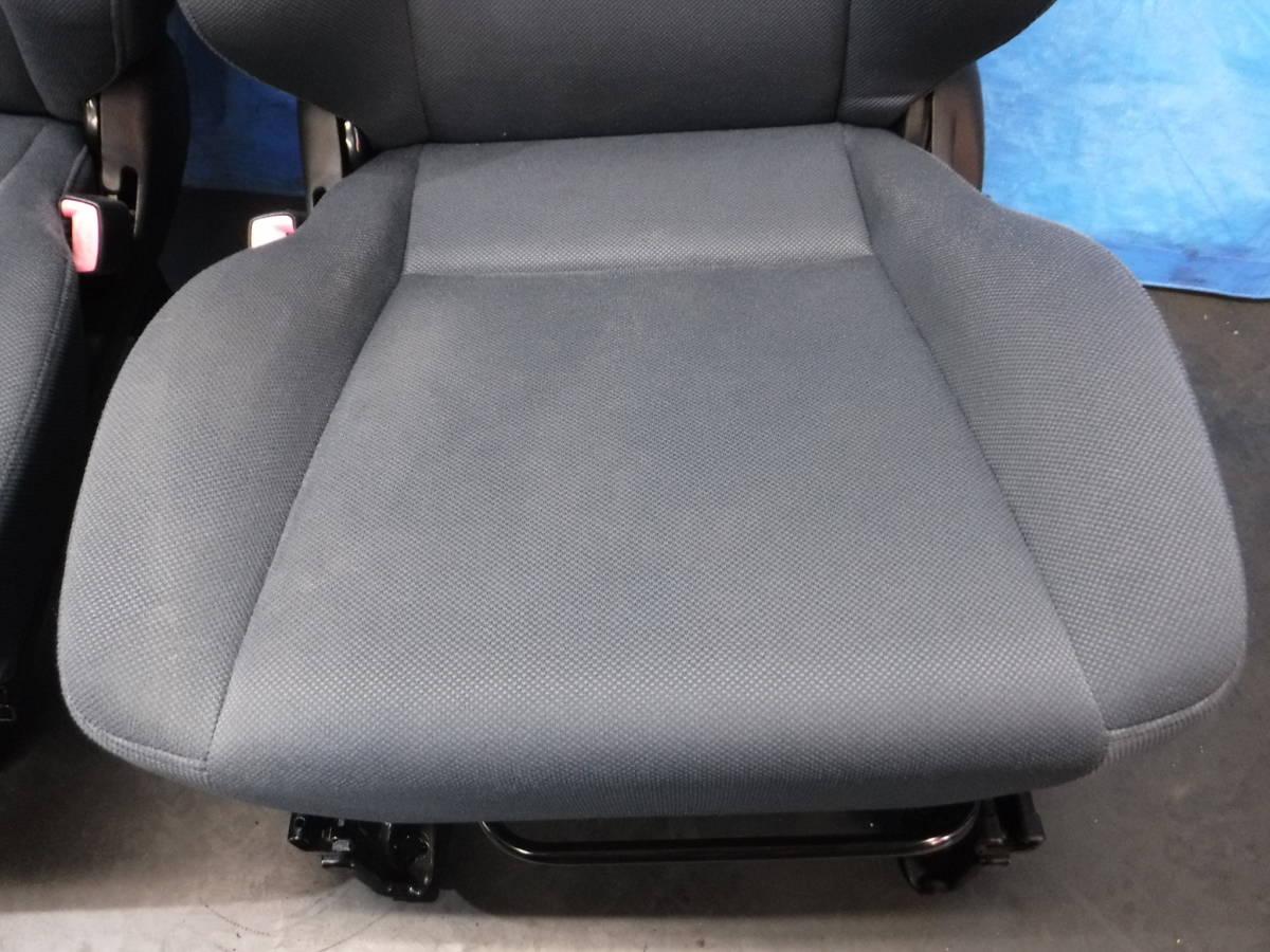 オッティ H91W レカロRECARO シート フロント 左右 セット 運転席 助手席_画像9