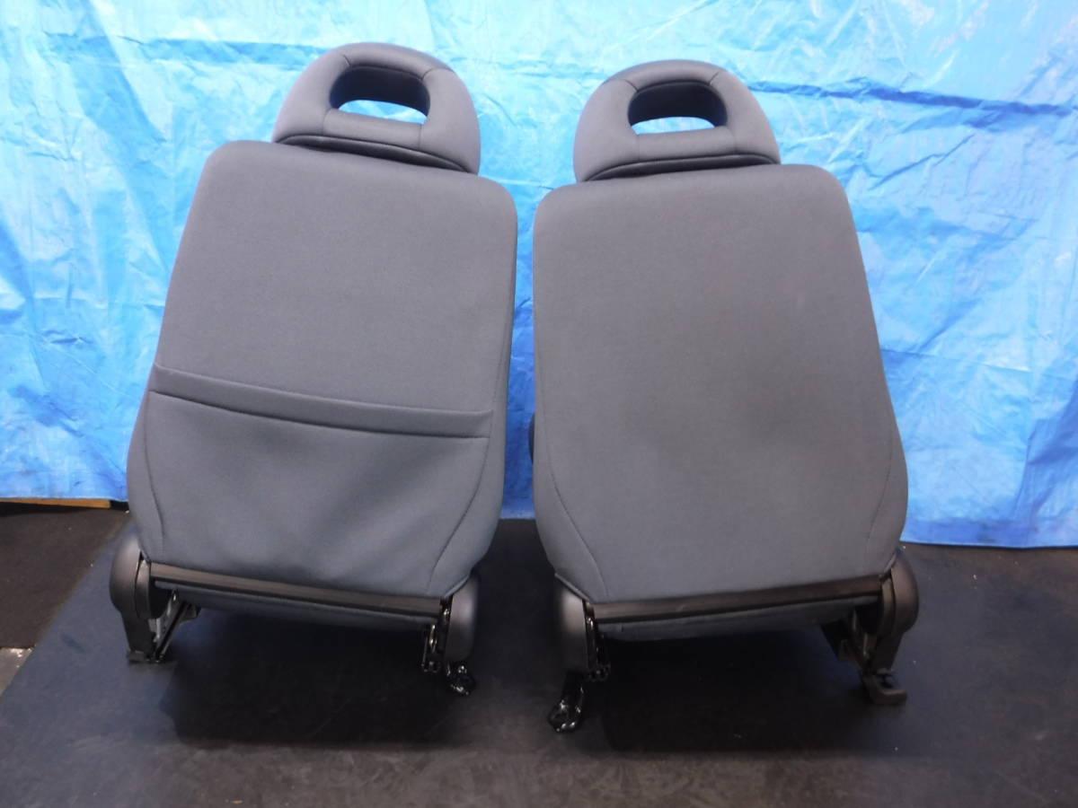 オッティ H91W レカロRECARO シート フロント 左右 セット 運転席 助手席_画像10