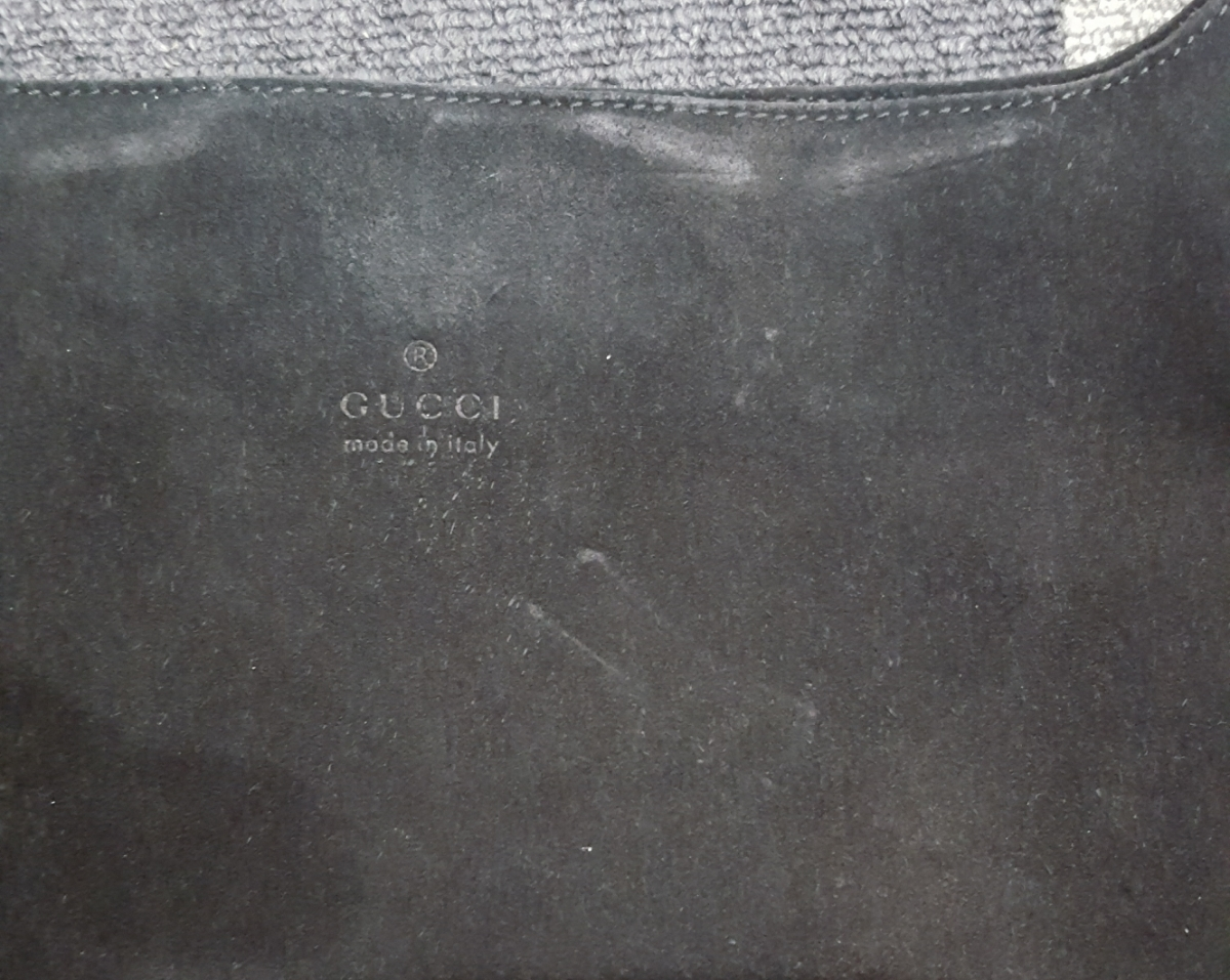 0c3b16d704bd GUCCI グッチ スエードレザートートバッグ/ショルダーバッグ/ワンショルダーバッグ/肩掛け_