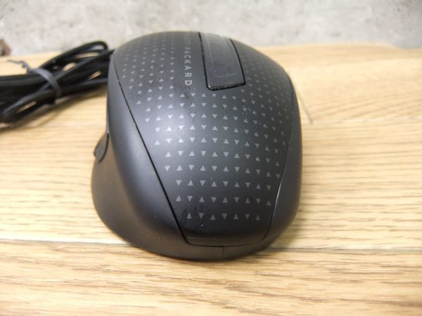 動作保証 HP ヒューレットパッカード ゲーミングマウス X9000 OMEN MOUSE MOBKULB eスポーツ ゲーム用 有線 m-92335_画像6