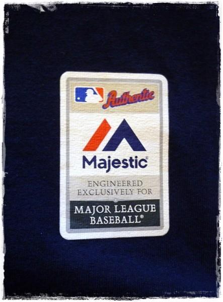 メンズ MLB 半袖 Tシャツ MLB NY Yankees ニューヨーク ヤンキース YankeesBASEBALL Majestic アメリカ 野球 メジャー L_画像3