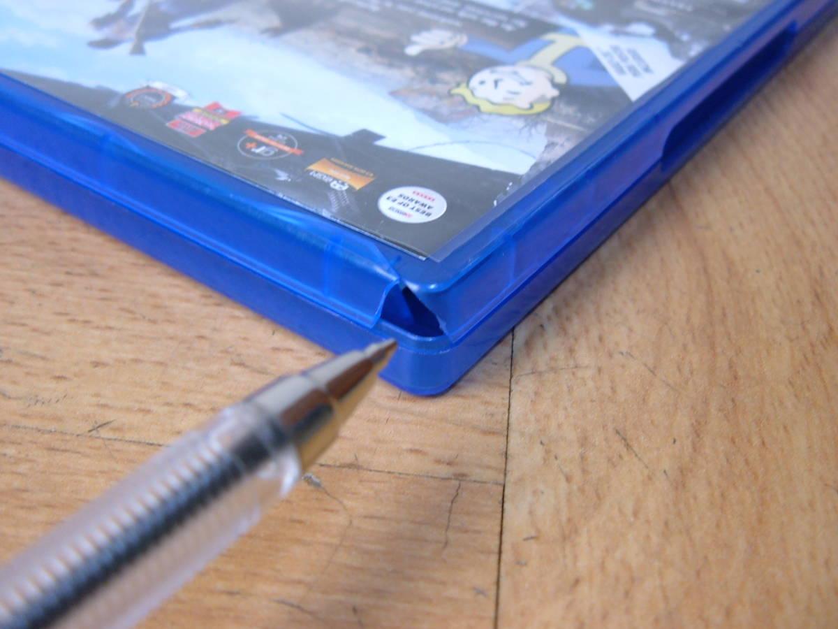 27 【美品】PS4 ファールアウト4 Fallout4 北米版_画像2
