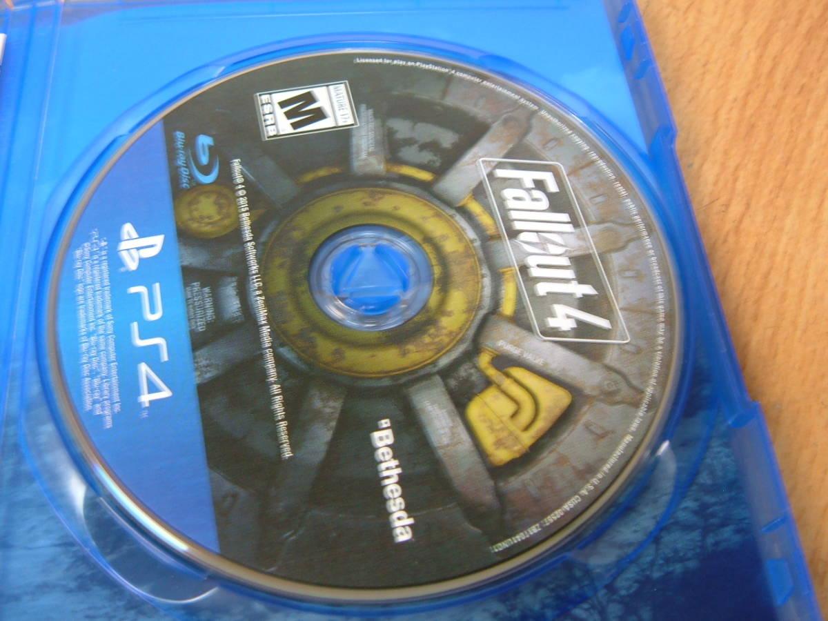 27 【美品】PS4 ファールアウト4 Fallout4 北米版_画像6