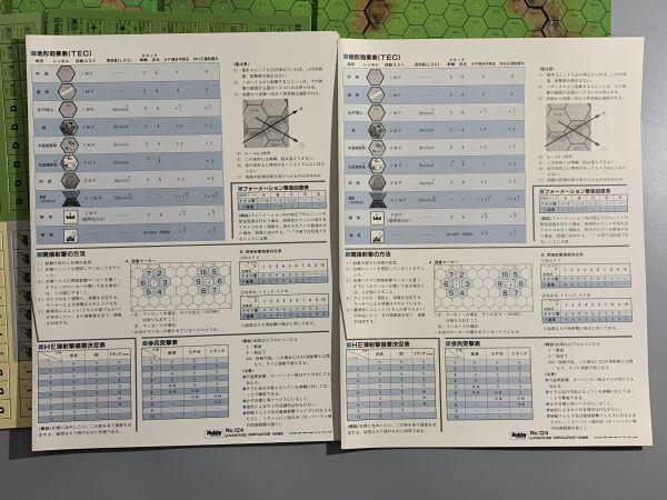 1#A1/1831  ホビージャパン Hj  戦車戦   80サイズ_画像6