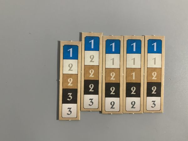 1#E3/1553  ボードゲーム サンファン 日本語版 ボードゲーム  80サイズ_画像8