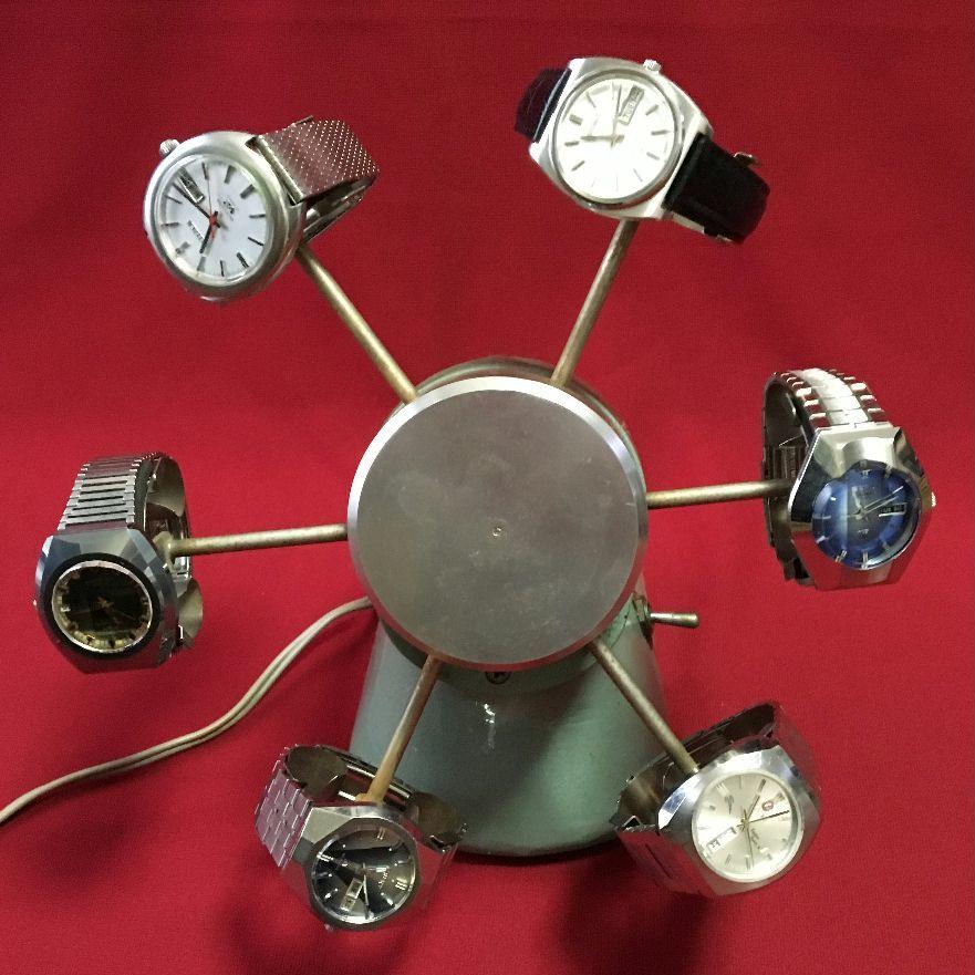 ☆ 昭和レトロな腕時計6個ワインダー 中古動作品 ☆_画像5