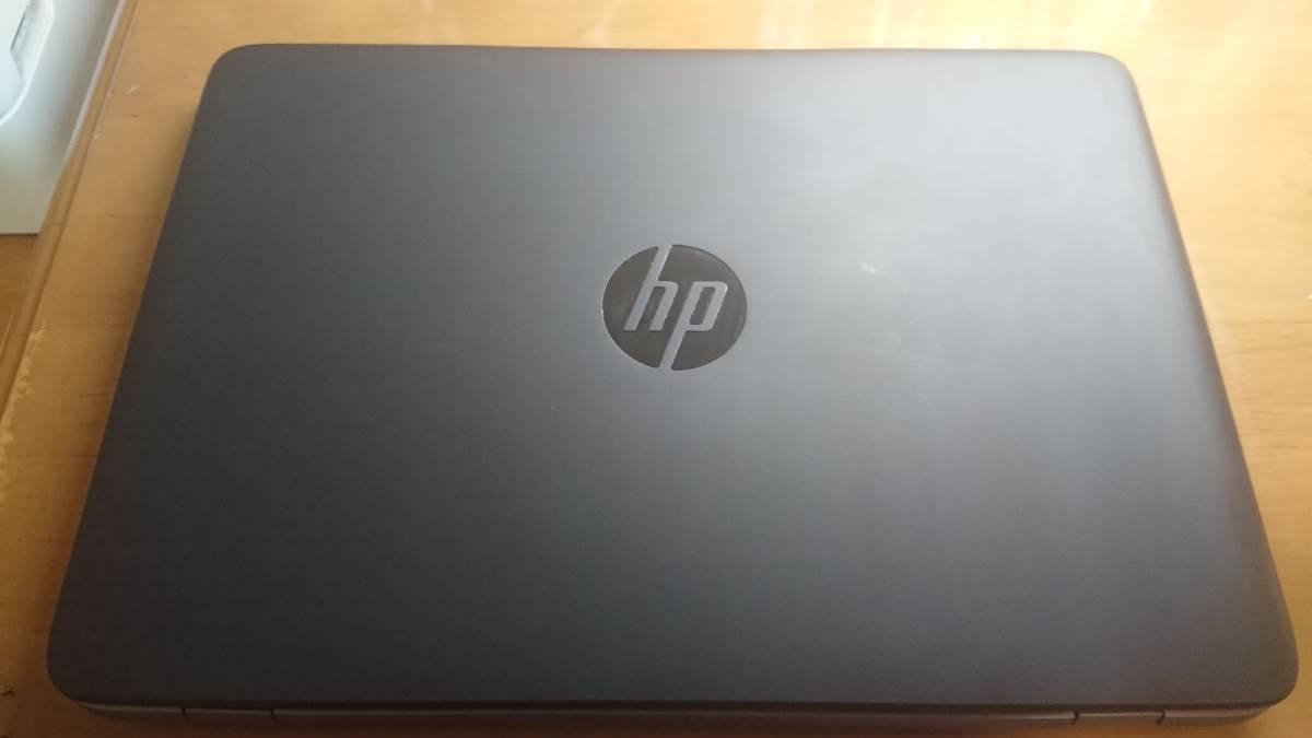 1円~【中古動作品】HP EliteBook 820 G1/12.5インチ/i5 4200u/メモリ8GB/SSD240GB/IEEE802.11a/b/g/n+ac対応/win10pro/本体のみ