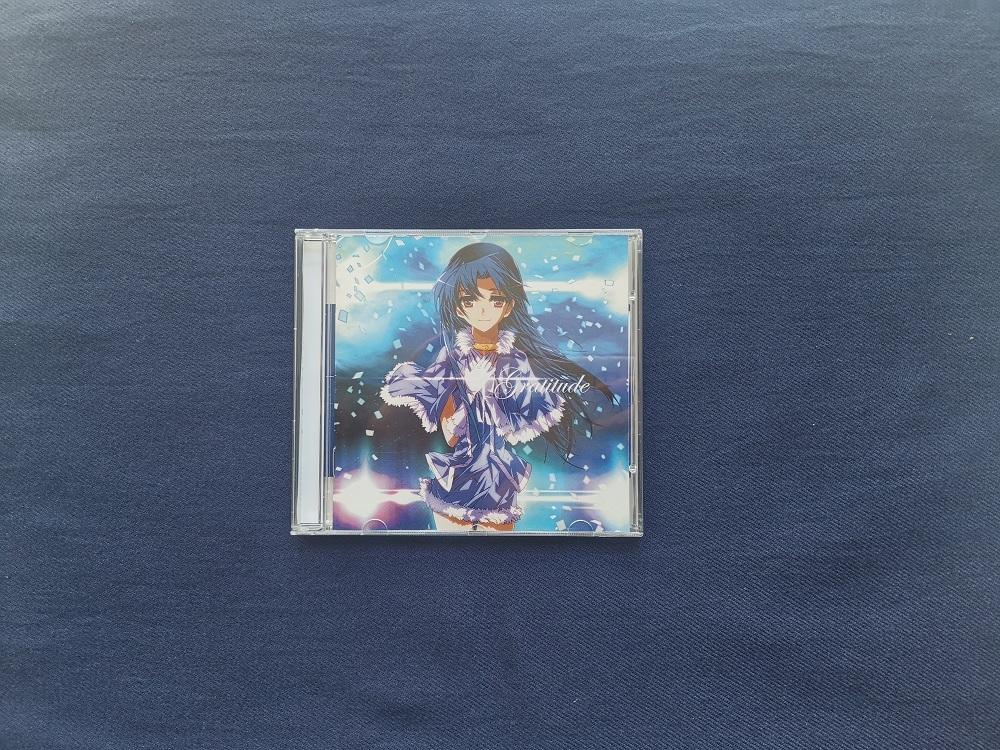 CD/アイドルマスター/Gratitude/グラッティテュード?感謝/歌:如月千早(今井麻美)/c028_画像3