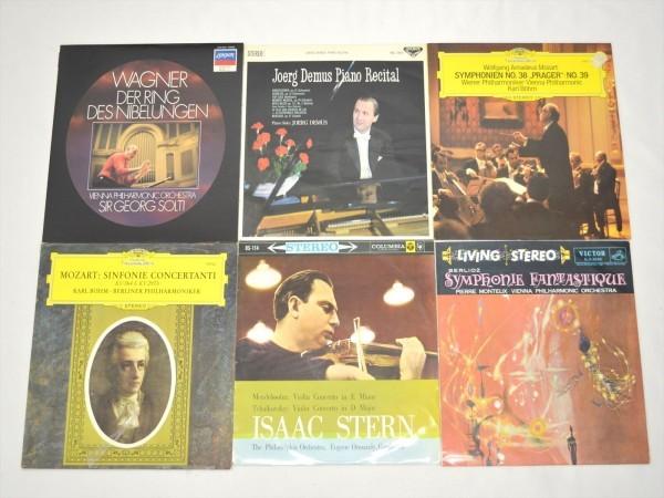 KM63●現状品●クラシック&オーケストラ LP盤レコード55枚セット カラヤン・モーツァルト・ベートーヴェン・バッハ 他 まとめて_画像6