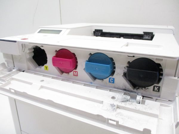 □NEC Color MultiWriter 5800C A4対応カラープリンタ レーザープリンタ PR-L5800C 高性能 69PA A-4□_画像3