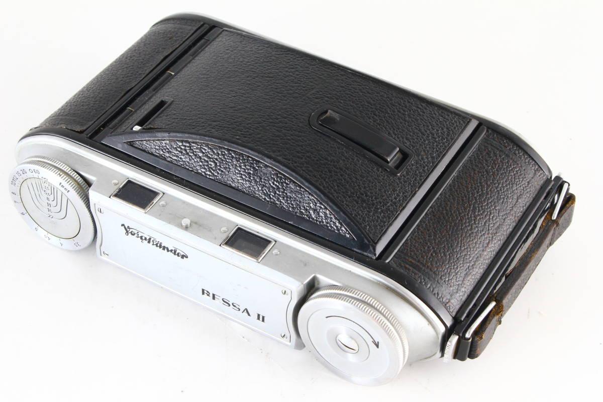 希少★極上級★Voigtlander BESSA II★COLOR-SKOPAR 105mm F3.5★絶好調★ベッサ★3455_画像7