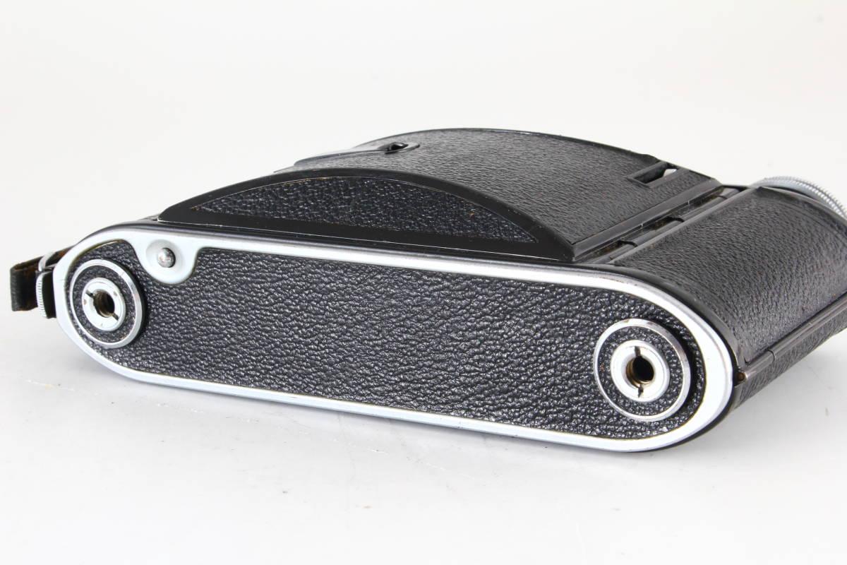 希少★極上級★Voigtlander BESSA II★COLOR-SKOPAR 105mm F3.5★絶好調★ベッサ★3455_画像8