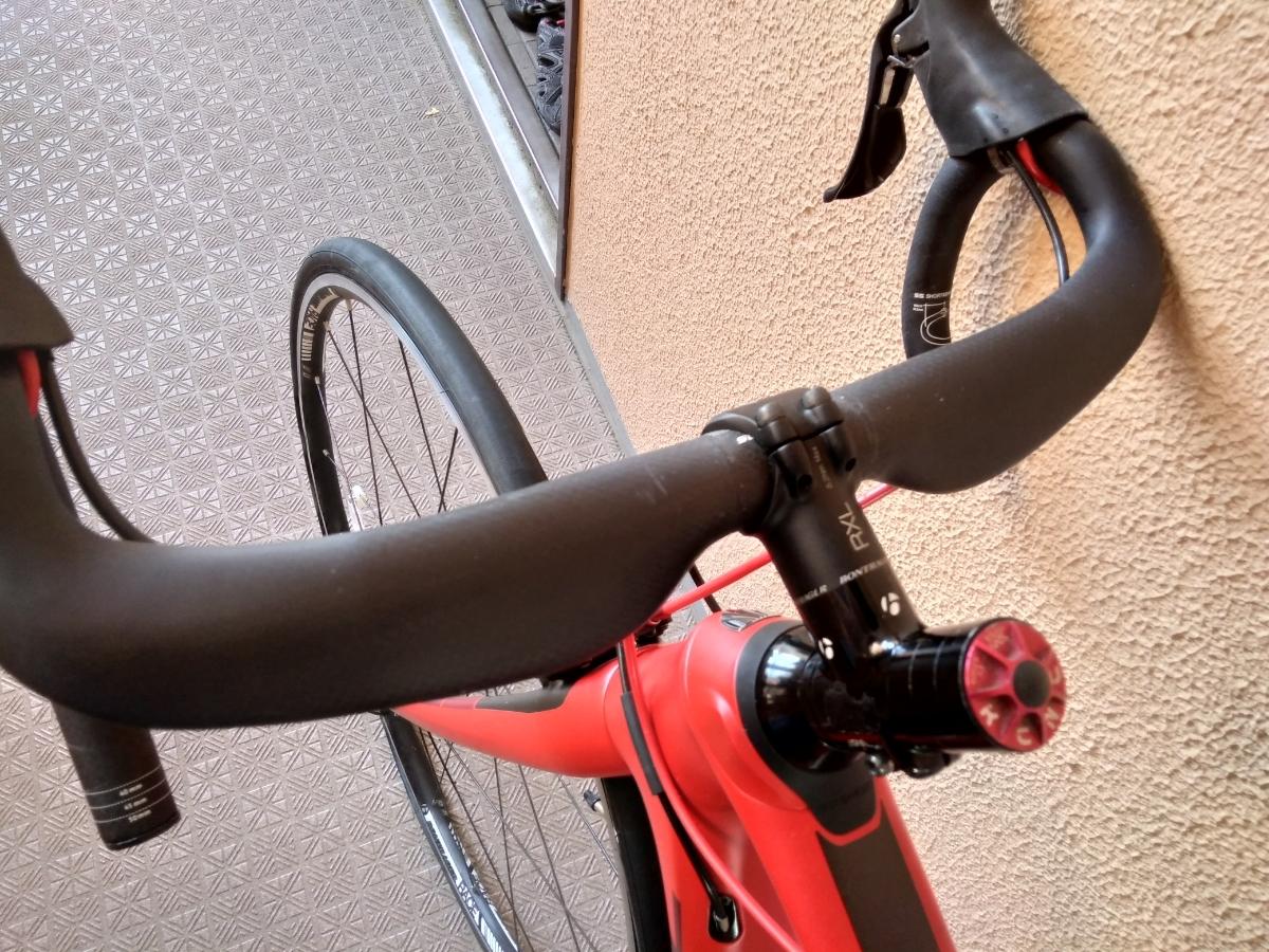TREK Domane SL6 2017 50cm カスタム有 トレック ロードバイク フルカーボン アルテグラ_画像2