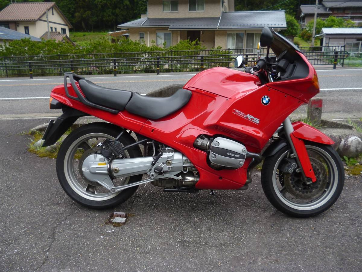 「BMW R1100RS  予備車検付き エンジン好調」の画像3