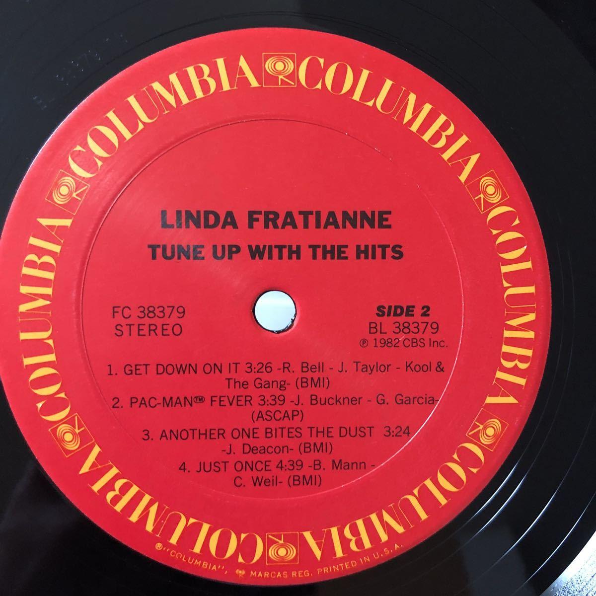 ヤフオク! - 【LPレコード】US盤 ピンナップ付き LINDA FRATI...