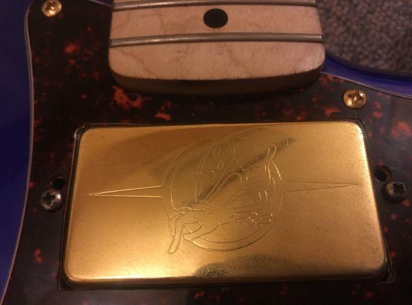 Squier スクワイヤ Affinity Stratocaster 改造品 モンスタートーンPU,GOTOHペグ_画像5