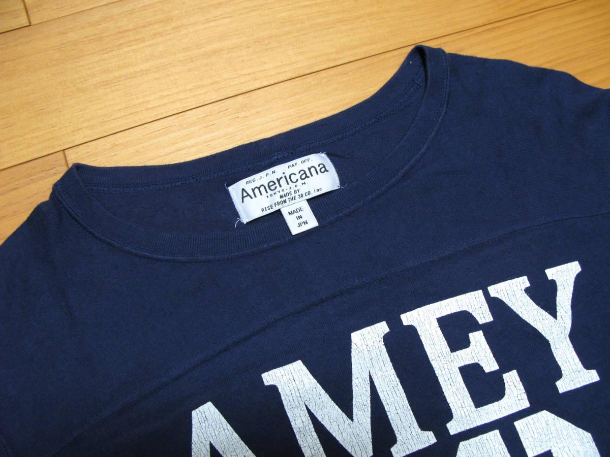Americana アメリカーナ 半袖Tシャツ ②