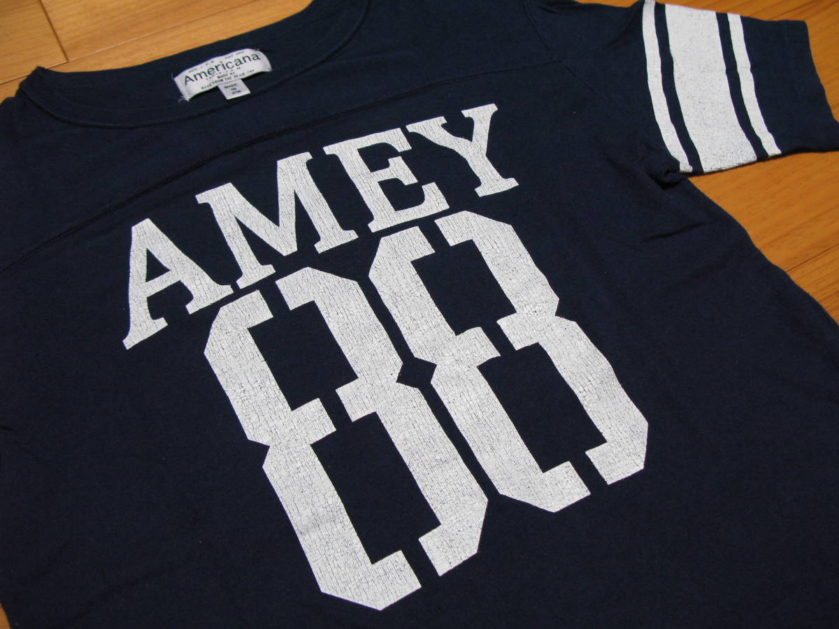 Americana アメリカーナ 半袖Tシャツ ②_画像3