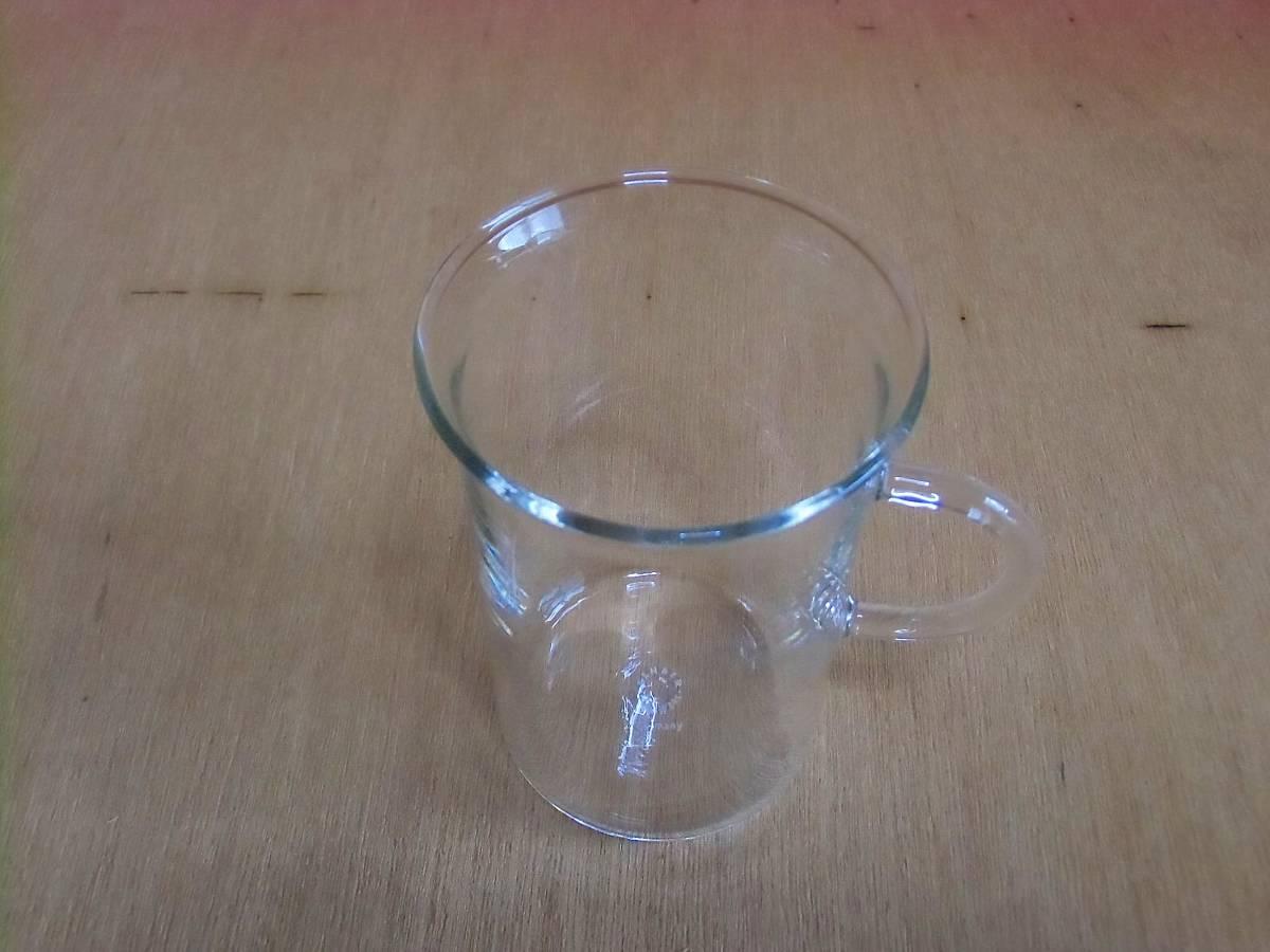 ドイツ JENAER GLAS イエナグラス カップ 5客セット BAUHAUS 耐熱ガラス バウハウス マグカップ ティーカップ コーヒーカップ 19521_画像3