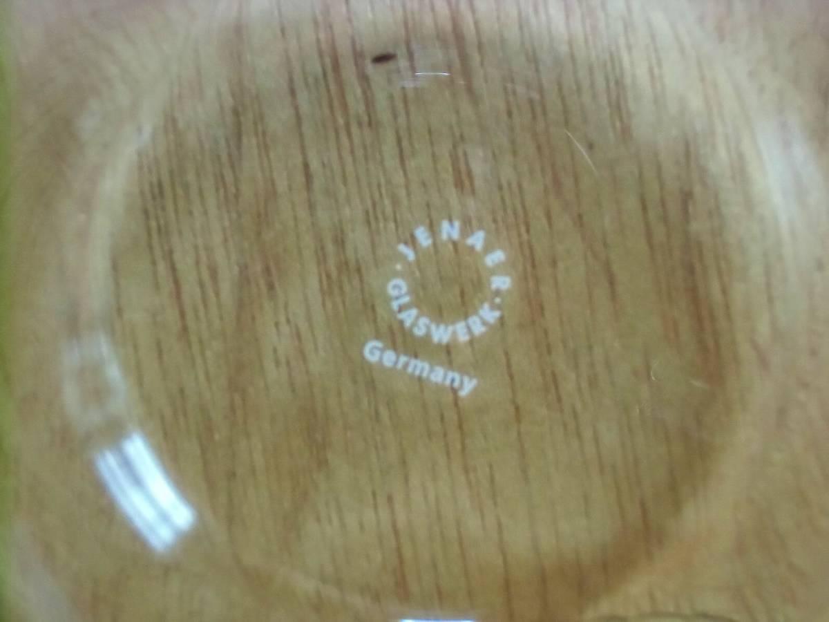 ドイツ JENAER GLAS イエナグラス カップ 5客セット BAUHAUS 耐熱ガラス バウハウス マグカップ ティーカップ コーヒーカップ 19521_画像7