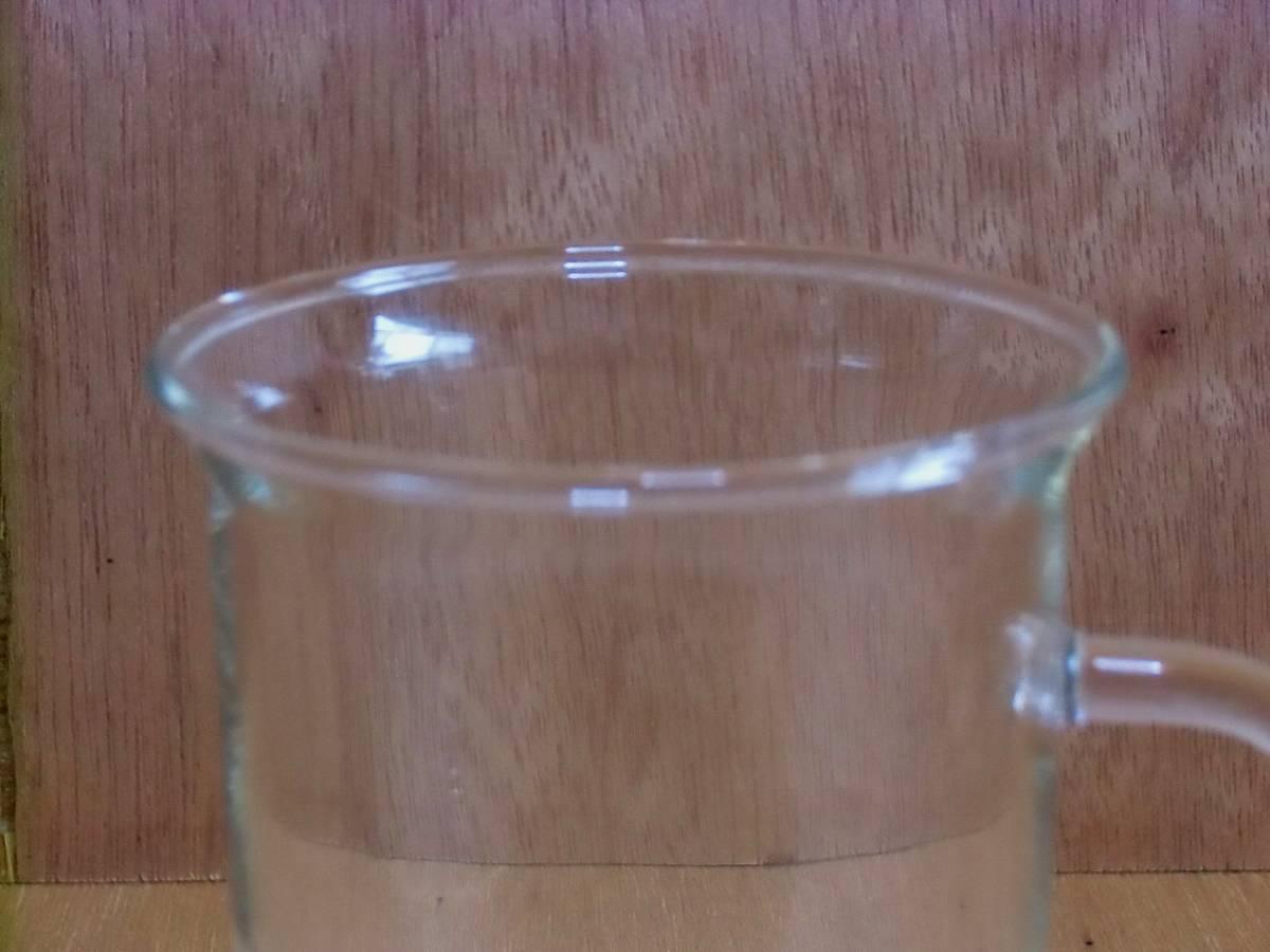 ドイツ JENAER GLAS イエナグラス カップ 5客セット BAUHAUS 耐熱ガラス バウハウス マグカップ ティーカップ コーヒーカップ 19521_画像8