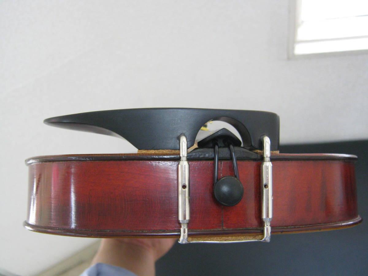 バイオリン◆J.T.L EL.MAESTRO Label◆フランス製モダンバイオリン_画像6