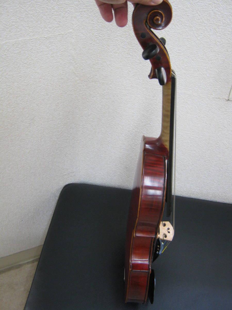 バイオリン◆J.T.L EL.MAESTRO Label◆フランス製モダンバイオリン_画像5