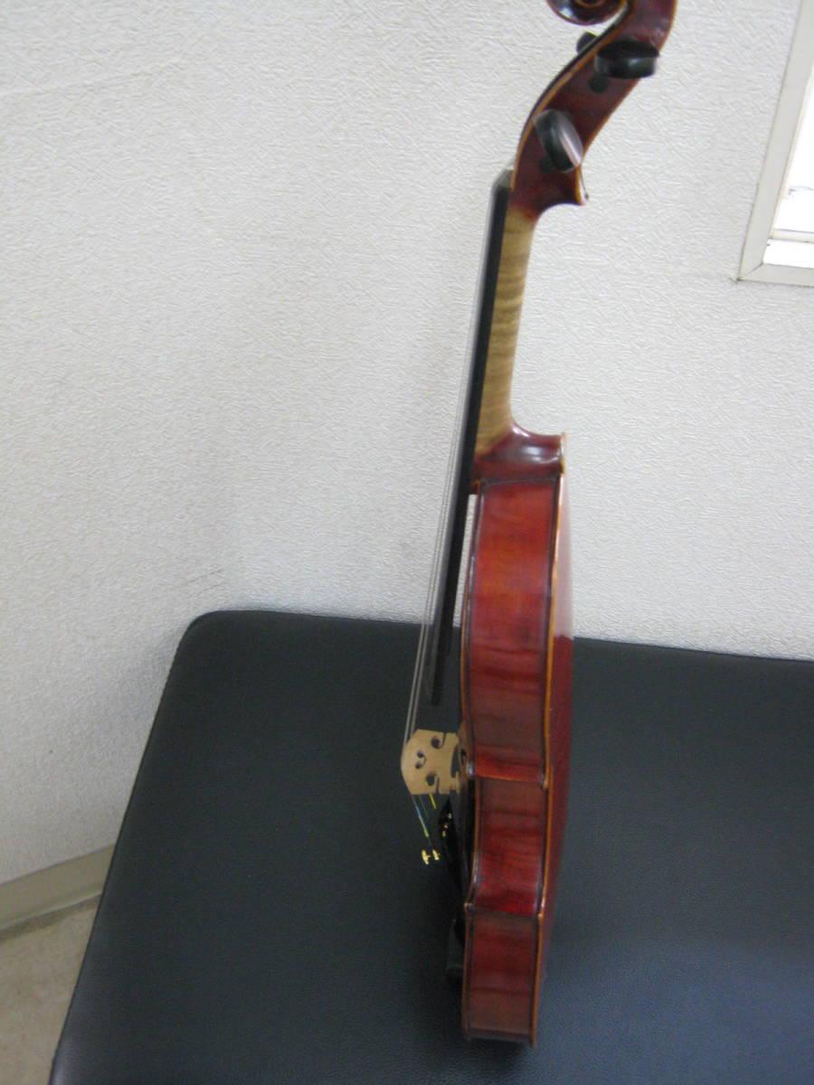 バイオリン◆J.T.L EL.MAESTRO Label◆フランス製モダンバイオリン_画像4