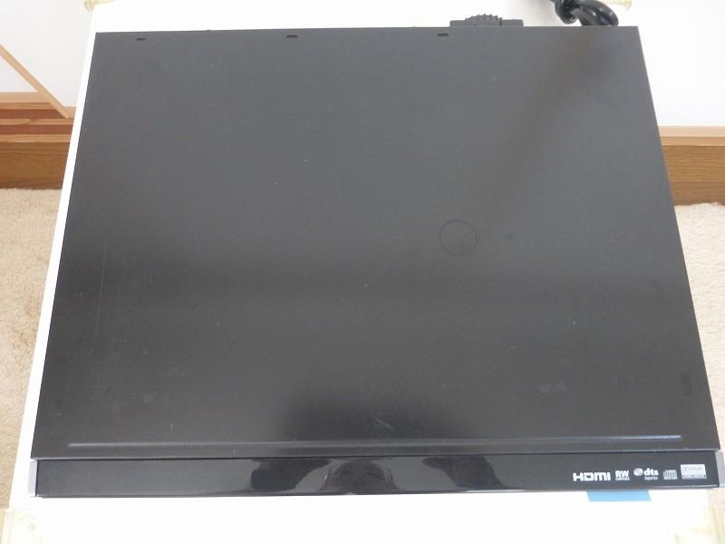 HDD搭載ビデオ一体型レコーダー HD250GB DVHR-D250 DXアンテナ製 取説・リモコン付 ジャンク_画像5