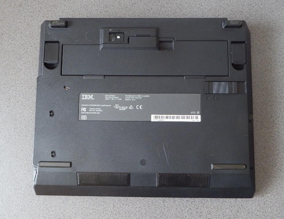 ThinkPad X31 TYPE 2672-A1I Windows XP Pro HDD新品 バックライト新品 美品_画像8