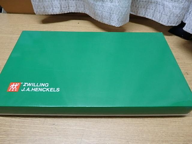 ZWILLING J.A.HENCKELS ツヴィリング J.A. ヘンケルス カトラリーセット 30pcs_画像9