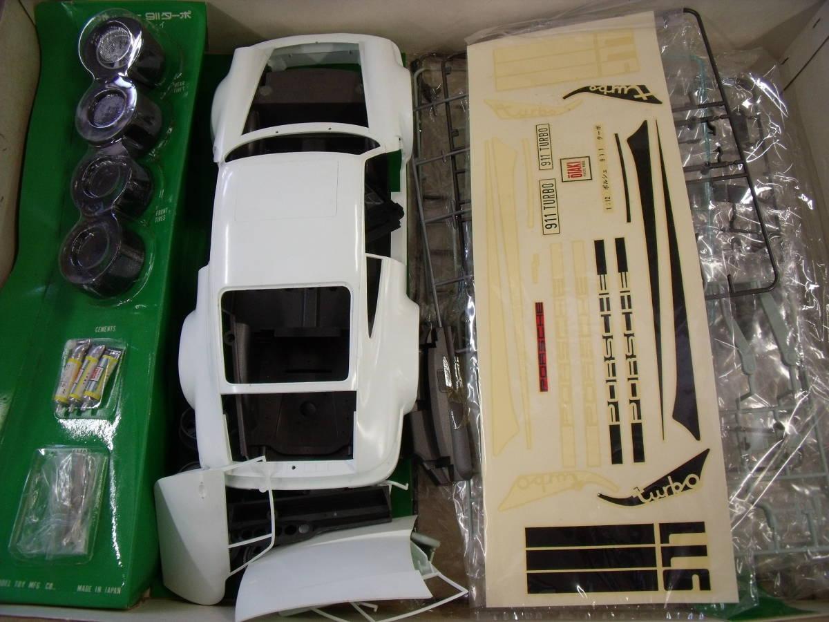 ☆オオタキ 1/12 Porsche ポルシェ 911 ターボ デスプレイ DISPLAY_画像2
