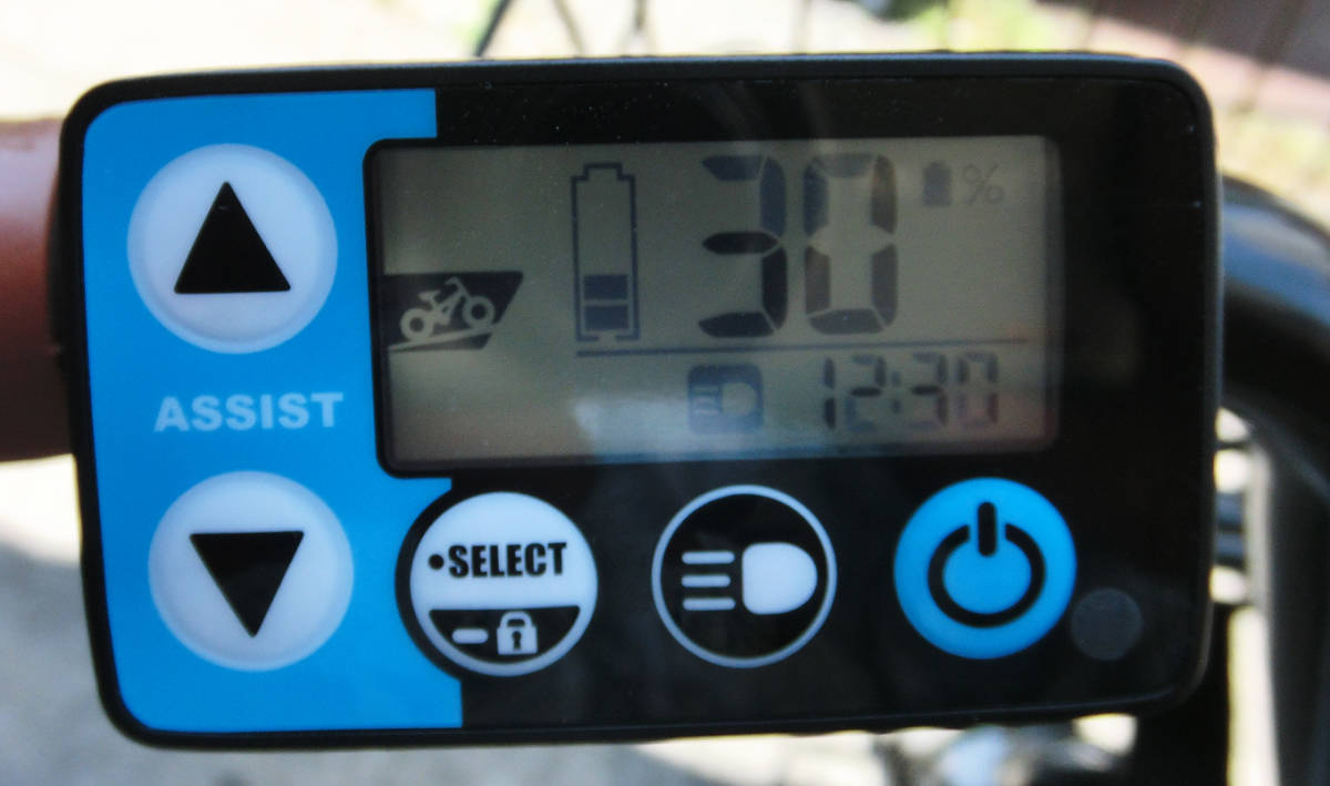 ★超改速アシスト ヤマハ PAS CITY-C 20インチ バッテリー12.3Ah リミッターカット カスタム改造電動自転車 2018年モデル_画像10