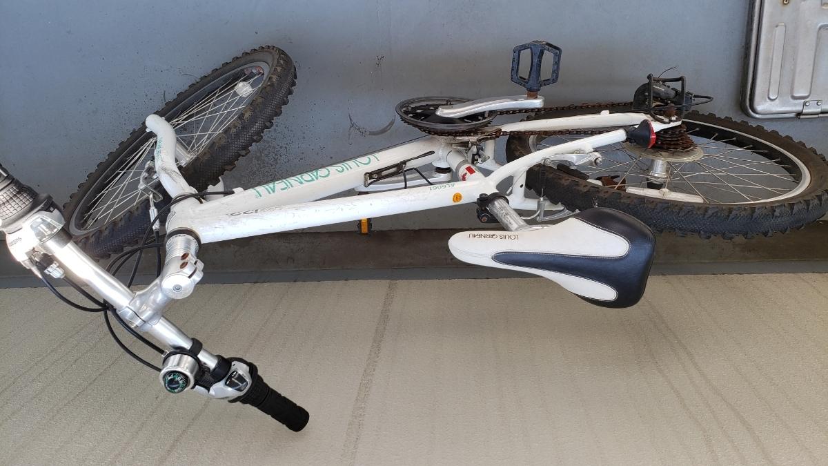 ルイガノLGS-J22 ジュニア用 22インチ マウンテンバイク 【札幌直接引渡のみ】_画像4