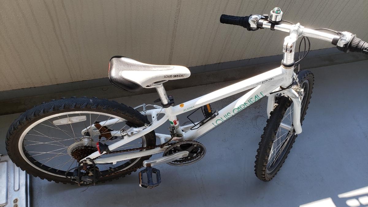 ルイガノLGS-J22 ジュニア用 22インチ マウンテンバイク 【札幌直接引渡のみ】_画像3