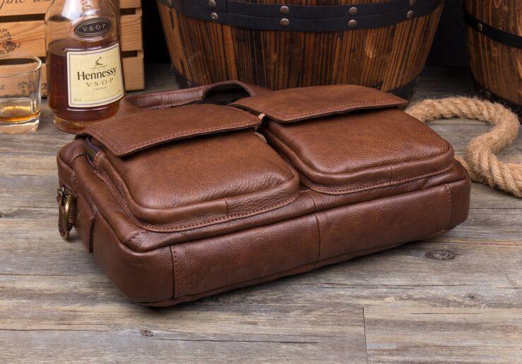 【定価65万】*人気推薦*高品質 上層牛革メンズビジネスバッグ コンピューターバッグ 鞄 ハンドバッグ メンズバッグ ショルダーバッグ_画像5