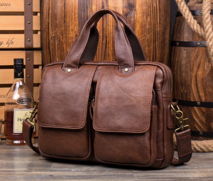 【定価65万】*人気推薦*高品質 上層牛革メンズビジネスバッグ コンピューターバッグ 鞄 ハンドバッグ メンズバッグ ショルダーバッグ