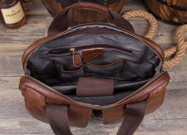 【定価65万】*人気推薦*高品質 上層牛革メンズビジネスバッグ コンピューターバッグ 鞄 ハンドバッグ メンズバッグ ショルダーバッグ_画像4