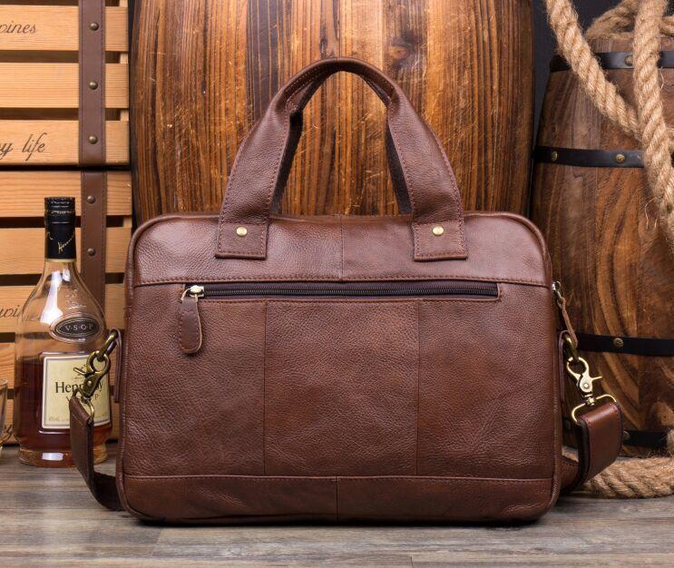 【定価65万】*人気推薦*高品質 上層牛革メンズビジネスバッグ コンピューターバッグ 鞄 ハンドバッグ メンズバッグ ショルダーバッグ_画像2